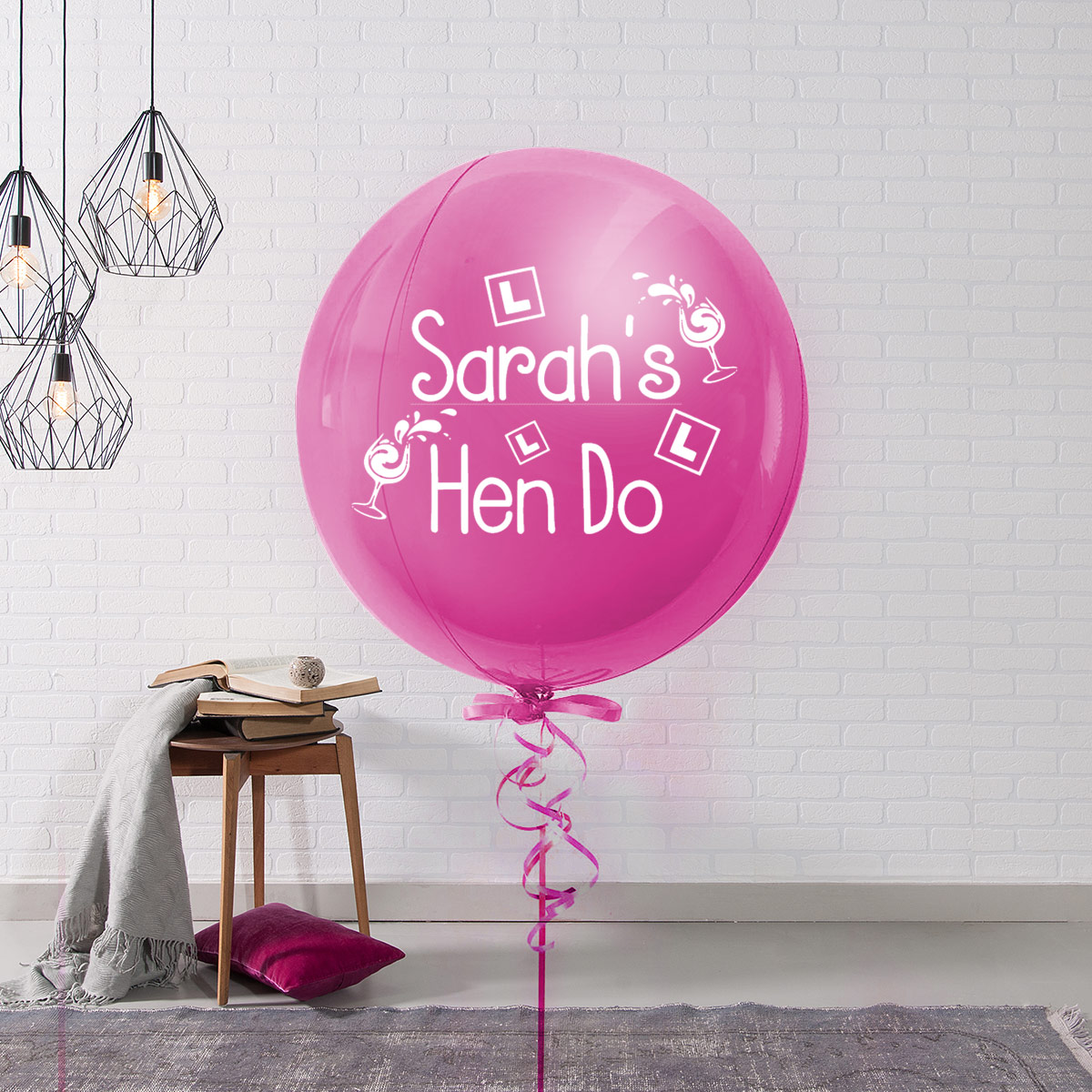 title='个性珠光气球'